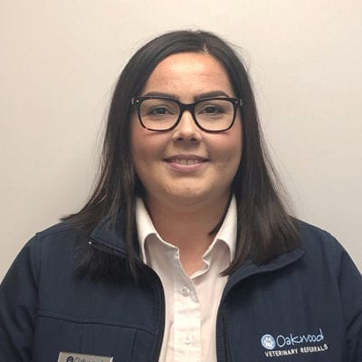 Natasha Entwistle Client Care at Oakwood Referrals